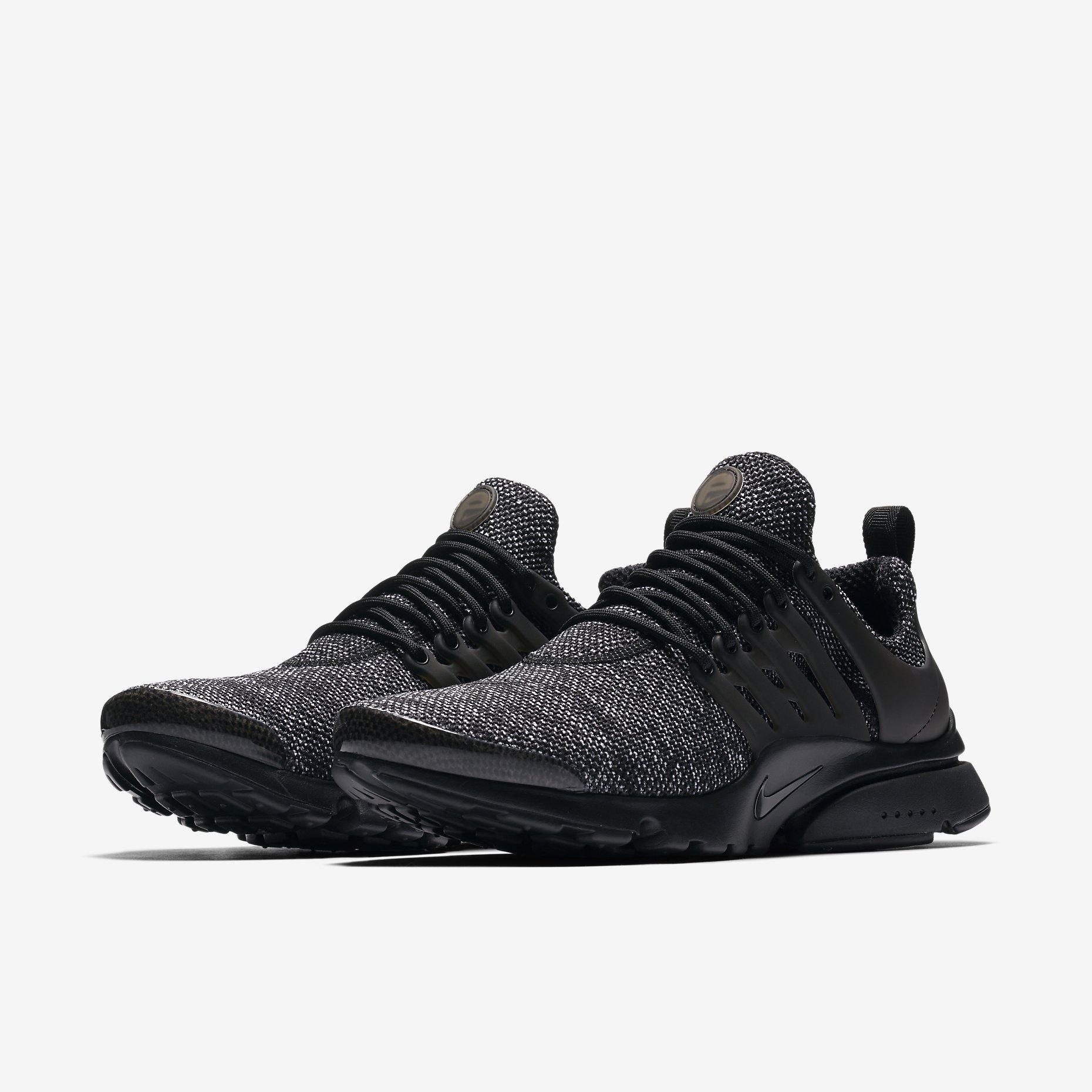 Nike Air Presto Ultra Breathe Schwarz, Herren – NewKicks