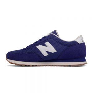 New Balance 501 Classics Herren Grau Weiß Orange dL2UBtW